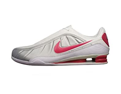 Nike Shox R4 Lady Slim Womens Running sneakers / Shoes - White - SIZE US 12