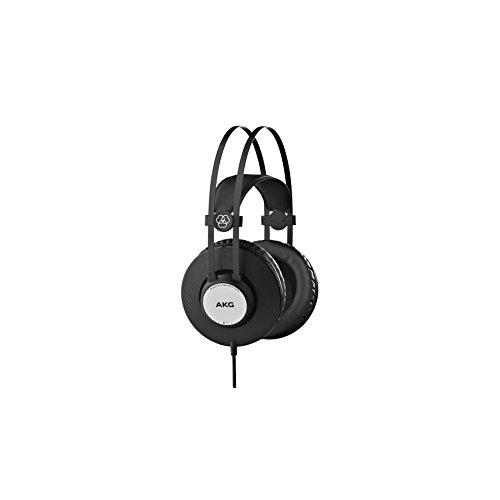 Akg K72 Closed-Back Studio Headphones Akg Studio Monitoring Headphones