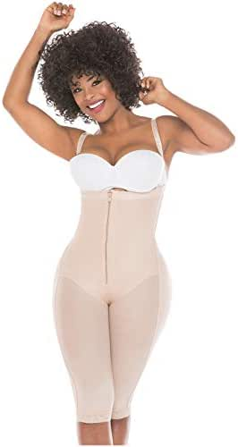 Salome 0515 Full Body Shaper After Surgery Fajas Colombianas Postparto