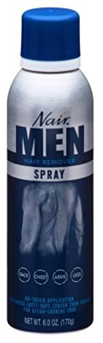 Nair Hair Remover Mens Spray 6 oz. by Nair