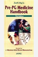 Zulfi Raj Pre PG Medicine Handbook Paperback