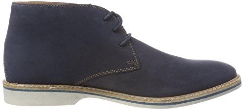 Clarks Mænd Atticus Limit Klassiske Støvler Blå (Flåde Nubuck) 95c5Pia