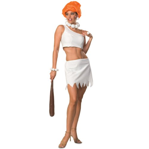 Wilma Flintstone Costume - X-Small - Dress Size 2-6 ()
