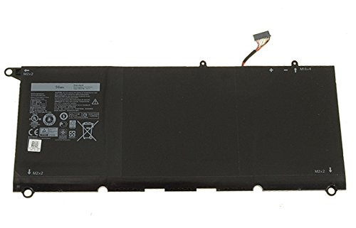 GreenTech New 90V7W Replacement Battery for Dell XPS 13 (9350) 7.6V 56Whr Primary Battery JHXPV 5K9CP 0JHXPV