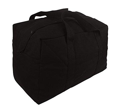 Rothco Canvas Parachute Cargo Bag, - Parachute Cargo