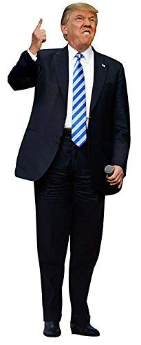 aahs! Engraving Donald Trump Stand UpCardboard Cutout6 feet Life Size ...