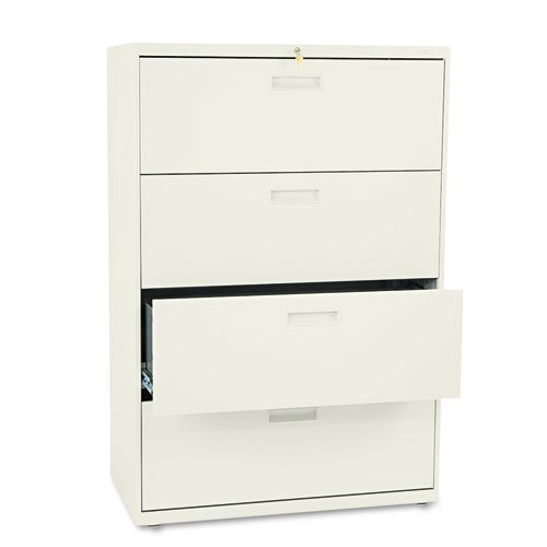 HON584LL - HON 500 Series Four-Drawer Lateral File ()