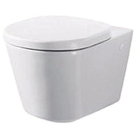 Ideal Standard Tonic Wall-Mounted Toilet Pan K3101: Amazon.co.uk ...
