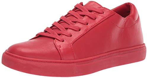 (Kenneth Cole New York Women's Kam Fashion Sneaker, red Leather, 8.5 M US)