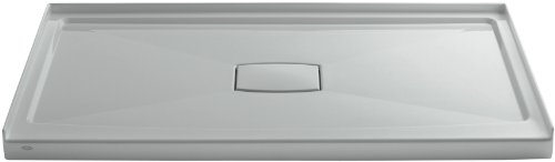 Kohler K-9479-95 Archer Acrylic Shower Receptor with Removable Cover, 60
