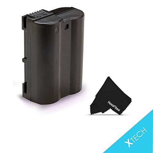 High Capacity EN-EL15 Battery for Nikon D850 D750 D500 D7000 D7100 D7200 D7500 D600 D610 D810 D800 D810A 1V DSLR Cameras