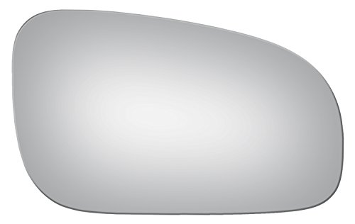 Burco 3764 Convex Passenger Side Replacement Mirror Glass for Volvo S60, S80, V70 (1999, 2000, 2001, 2002, 2003, 2004, 2005, 2006) ()