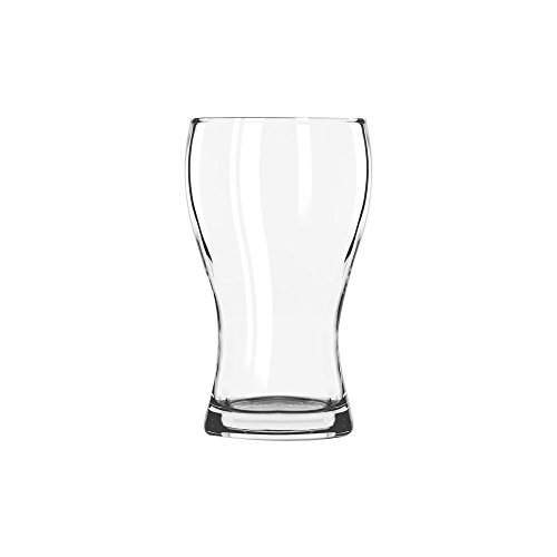 Libbey 4809 Clear 5 Ounce Mini Pub Glass - 24 / CS