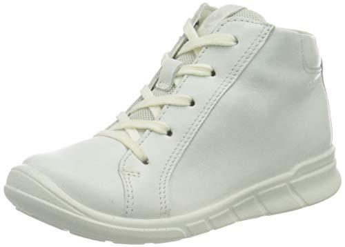 ECCO Baby-Jungen First Ankle Boot, Weiß(White), 20 EU