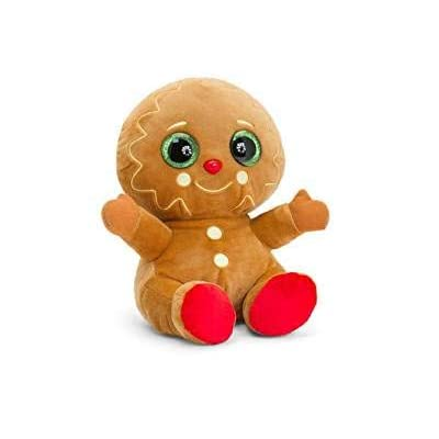 Keel Toys SX2730 Gingerbread Man, Brown: Toys & Games