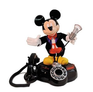 (025271 MC Mickey Animated Phon)