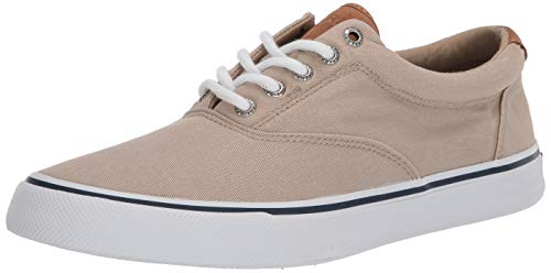 Sperry Men's Striper II CVO Core Sneaker, SW Chino, 14 M US