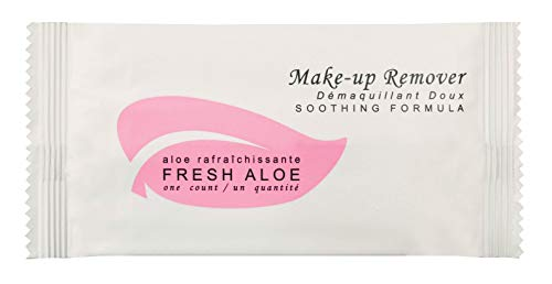 (Fresh Aloe Make-up Remover Wipe (Case of 500)- Air BnB, VRBO, Vacation Rental)