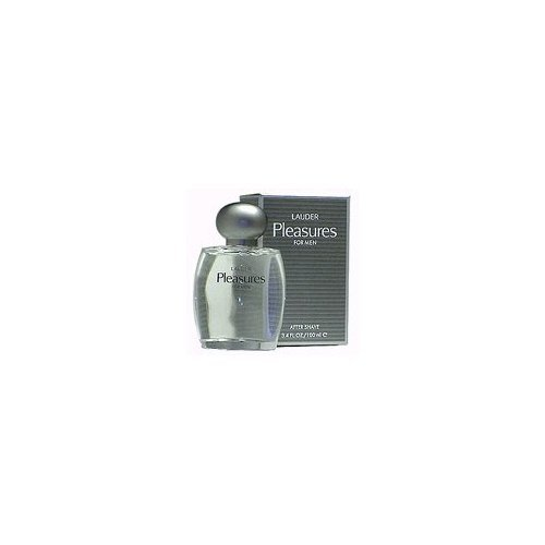 PLEASURES For Men By ESTEE LAUDER cologne 3.40oz