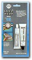 Steel Weld, 2 oz card (45209) - Steel Repair Liquid