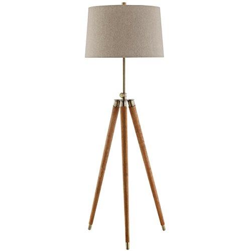 Stein World Furniture Dreyer Wood Floor Lamp (Stein Furniture Wood)