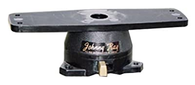 "Johnny Ray JR-205 Marine 1-1/2X9"" Lever Release Swivel Mount from Johnny Ray"