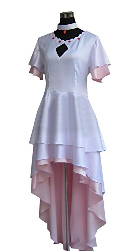 [Dreamcosplay Anime Puella Magi Madoka Magica Kaname Madoka Outfits Cosplay] (Puella Magi Madoka Magica Madoka Kaname Cosplay Costume)