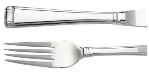- Gorham Column 5-Piece Stainless Flatware Set