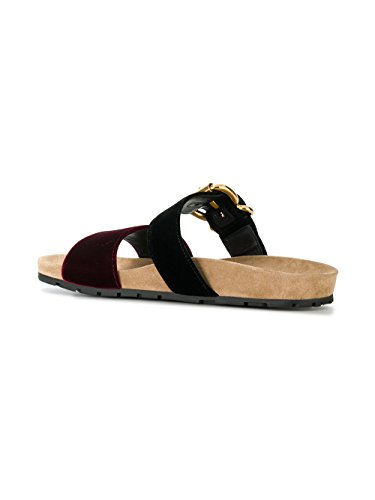 Prada Women's 1XX354F015866F0C5A Multicolor Suede Sandals fashionable online buy cheap limited edition 2uyMpGXzb