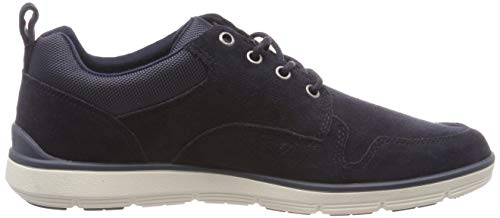 Midnight Basses Lightweight Tommy Mix Suede 403 Shoe Hilfiger Sneakers Bleu Homme YBq1wqz5x