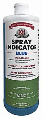 Ragan and Massey 75295 Spray Indicator, 32-oz  - Quantity 1