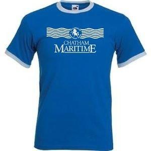 Camiseta Hombre Gillingham FC 89/90 Estilo Retro - Todas Las Tallas