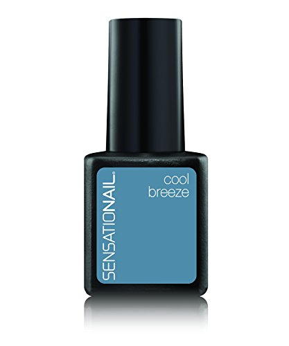 Sensationail By Nailene Color Gel Polish Cool Breeze .25 Oz
