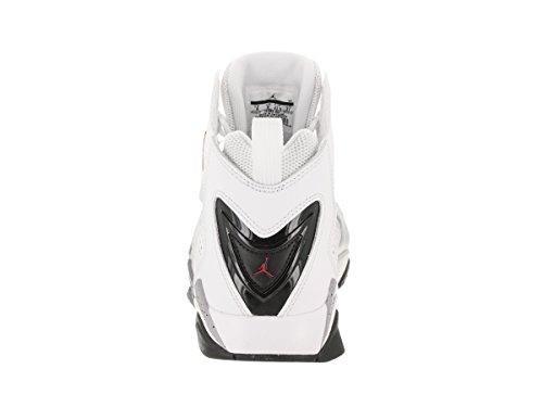 Jordan Mens Vero Volo Bianco / Palestra Rosso-nero-lupo Grigio