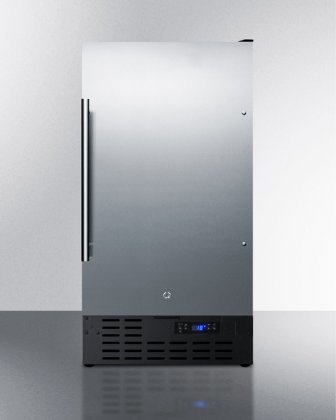 "18"" Frost-Free Freezer Built-In Or Freestanding Use-"