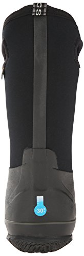 Bogs Boot Wellingtons Kids High Classic Black Handle1 HSH7q