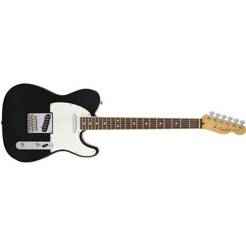 Fender 2016 Limited Edition American Standard Telecaster Channel Bound Guitar, 21 Frets, Modern C Neck, Rosewood Fingerboard, ()