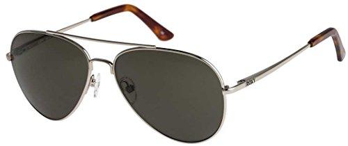 Roxy Judy Sunglasses - Shiny Silver / - 1990 Sunglasses