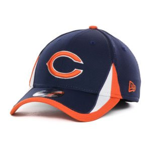 NFL Chicago Bears Team Color Training 39THIRTY Cap, Small