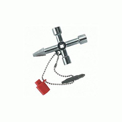 TRIUSO Profischlüssel für Absperr- systeme,Heizung