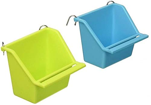((2 Pack) Prevue Birdie Basics Perch Cups 4oz)