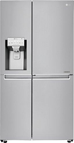 LG Electronics GSJ 961 NEBZ A++ / Kühlschrank Side-by-side / 179 cm / 376kWh/Jahr /405 L Kühlteil / 196 L Gefrierteil / No Frost / edelstahl