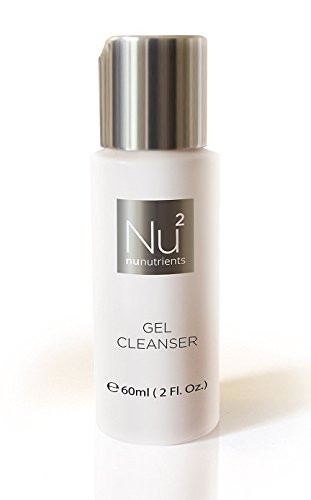 Nunutrients Gel Cleanser with Rose Hip & Seaweed – Chemical Free, Gentle & Effective Daily Skincare Solution.