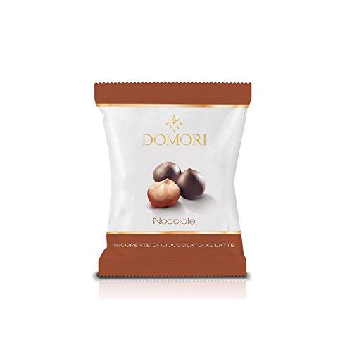 Domori - Dragees Milk chocolate covered Hazelnut FP