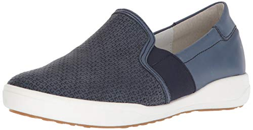 Josef Seibel Women's Sina 39 Sneaker, Ocean, 41 Medium EU (10-10.5 US)
