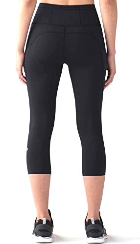96ea29d363 Lululemon Fast and Free Crop II Black Size 6 at Amazon Women's Clothing  store: