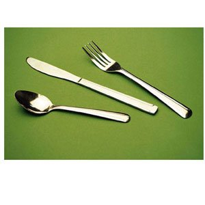 Winco - Heavy Duty Dinner Fork - Stainless steel - Case of 12