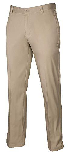 Nike Men's Dri-Fit Flat Front Golf Pants-Beige-36 X 30 Khaki/Khaki (Men Dri Nike Pants Fit Golf)