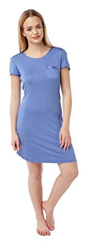 BHS - Camisón - para mujer Azul