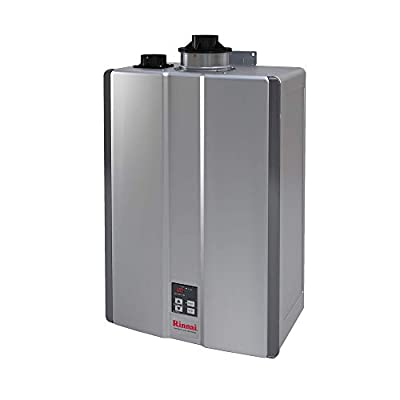 Rinnai RU Series Sensei SE+ Tankless Hot Water Heater: Indoor Installation